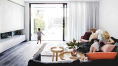 New build: ideas for a contemporary family home. From the July 2016 issue of Inside Out magazine. Styling by Natalie Walton. Photography by Chris Warnes/Warnes & Walton. Interior Design by Adele Bates (adelebates.com.au). Available from newsagents, Zinio,www.zinio.com, Google Play, https://play.google.com/store/newsstand/details/Inside_Out?id=CAowu8qZAQ, Apple's Newsstand, https://itunes.apple.com/au/app/inside-out/id604734331?mt=8&ign-mpt=uo%3D4, and Nook.