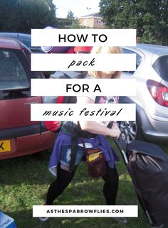Whether this year is your first time at a music festival or you are an old pro, tips are always helpful. Here's your ultimate festival packing list! Festival Packing List, Festival Camping, Packing List For Travel, Packing Tips, Europe Packing, Traveling Europe, Backpacking Europe, Travelling, Camping List