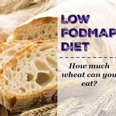 Choosing a low FODMAP bread can be a difficult on the low FODMAP diet. Sourdough breads can be lower in fructans and make a great low FODMAP bread option.