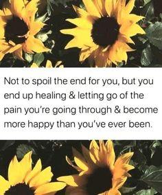 Positive Outlook, Letting Go, Healing, Positivity, Let It Be, Happy, Lets Go, Ser Feliz, Move Forward
