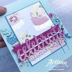 Crafty Little Peach: Cake Soirée Birthday Card Set Little Peach, Beautiful Handmade Cards, Card Making Techniques, Sweet Cakes, Homemade Cards, Stampin Up Cards, Artsy Fartsy, Card Ideas, Birthday Cards