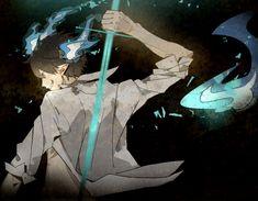Tags: Sketch, Ao no Exorcist, Okumura Rin, Serori360