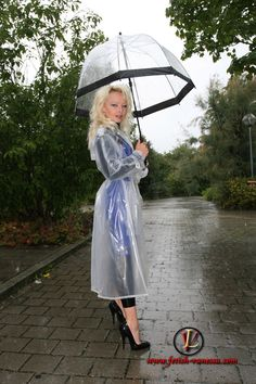 One of the best ways to dress for summer rainstorms