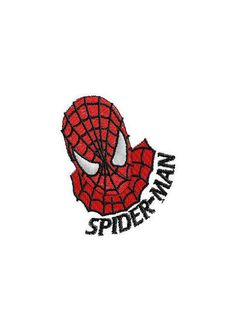 Hey, I found this really awesome Etsy listing at https://www.etsy.com/listing/234391892/spiderman-embroidery-design