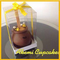 maçã do amor, cakepops