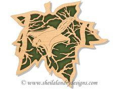 FL162+-+Forest+Leaf+Flying+Squirrel+Pattern