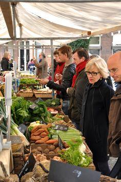 A market @ Amsterdam