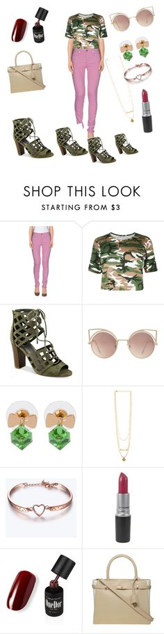 """""""Summer's evening out"""" by candykittynellie-07 ❤ liked on Polyvore featuring M.GRIFONI DENIM, G by Guess, MANGO and Dorothy Perkins"""