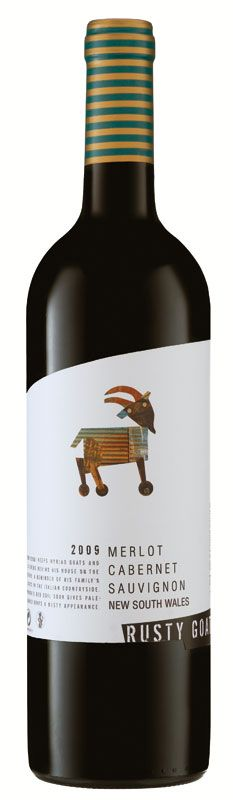 rusty goat for all our #wine loving #packaging peeps PD