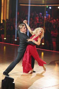 Derek Hough and Kellie Pickler. Season 16 (Spring 2013), Dancing with the Stars.