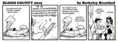 Bloom County 2015 - 3 August 2015