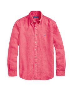 nouvelle collection invaincu x choisir l'original RALPH LAUREN Polo Ralph Lauren The Iconic Oxford Fun Shirt ...