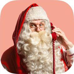 Download IPA / APK of santa claus calls you  santa call naughty or nice for Free - http://ipapkfree.download/7763/