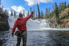 Lewis River Fly Fishing | Yellowstone National Park
