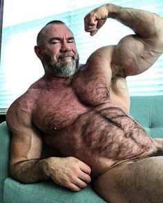 Hairy Men Heaven