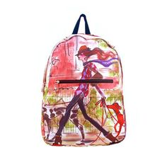Perfect Me! Girl And Dog Backpack now featured on Fab.