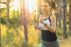 """The most important factor for improving cardiorespiratory fitness (cardio or CR) is the intensity of the workout. Changes in CR fitness are directly related to how """"hard"""" an aerobic exercise is performed. Fitness Workouts, You Fitness, Fitness Tips, Fitness Tracker, Health Fitness, Fitness Goals, Fitness Pilates, Fitness Routines, Workout Diet"""