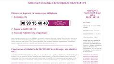 site est l annuaire numero inversé pour pouvoir connaître qui est le  propriétaire d un numéro fixe de la France. Soyez toujours guidé par le  site  site et ... c911421e9e17