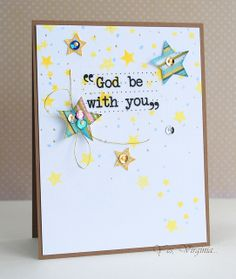 God be with you by Virginia L., via Flickr