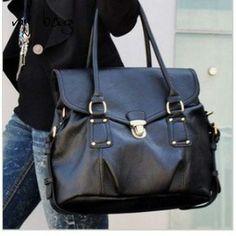 15 euro incl shipping Fashion Women Lady Handbag,PU Leather Tote Bags,shoulder bag Free shipping C56