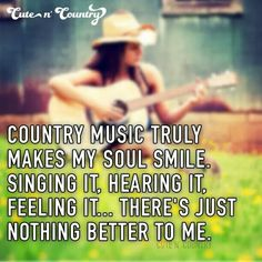 Country music rules