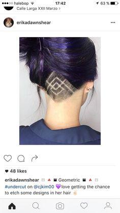 #hairtattoos