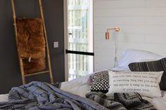 VALONTALO : makuuhuone, Villa Muurame