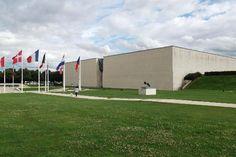 Memorial of Caen, France