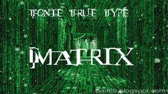 Fonte de Letra do Filme Matrix | Bait69blogspot
