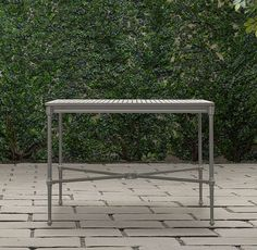 Catalina small outdoor table