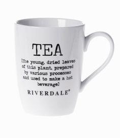 #Kubenaherbatę Tea - BelleMaison.pl Dry Leaf, My Cup Of Tea, Tea Time, Tea Cups, Sweet Home, Tableware, Dishes, Decoration, Breakfast