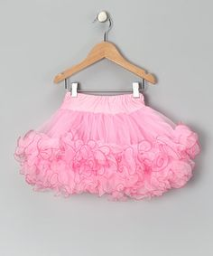 5933e3f2f Look what I found on  zulily! Pink  amp  Fuchsia Pettiskirt by Princess  Expressions