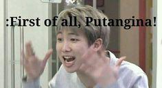 Blackpink Funny, Bts Memes Hilarious, Memes Tagalog, Filipino Memes, Bts Meme Faces, Love Memes, Pinoy, Namjoon, Jokes