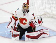 Flames Future Bright Between the Pipes