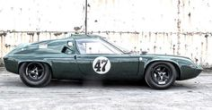 "thegaragista: "" The Lotus Type 47. #lotuseuropa #lotus47 """