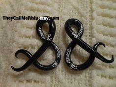 gauges-of mice and men-piercings Men's Piercings, Peircings, Piercing Tattoo, Plugs Earrings, Gauges Plugs, Ear Jewelry, Body Jewelry, Jewellery, Tapers And Plugs