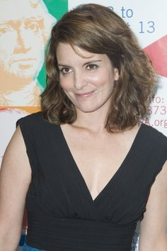 tina fey hairstyles : ... hairstyle hair Pinterest Hairstyles, Wavy hairstyles and Milla