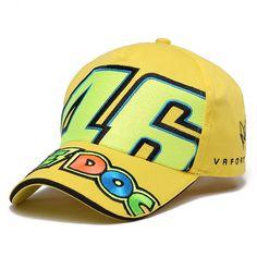 $4.98 (Buy here: https://alitems.com/g/1e8d114494ebda23ff8b16525dc3e8/?i=5&ulp=https%3A%2F%2Fwww.aliexpress.com%2Fitem%2FCotton-Sports-Rossi-VR-46-Caps-MOTOGP-Racing-Motorcycle-Baseball-Car-Visors-Sun-Hats-Casquette%2F32712040126.html ) Cotton Sports Rossi VR 46 Caps MOTOGP Racing Motorcycle Baseball Car Visors Sun Hats Casquette for just $4.98