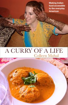 A Curry Of A Life - Colleen Mahal's blog full of authentic Indian recipes!
