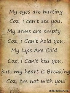Google+ I Miss You Quotes, Famous Love Quotes, Love Quotes Poetry, Best Love Quotes, Love Quotes For Him, Sad Quotes, Words Quotes, Quotes Images, Favorite Quotes