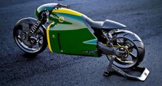 Not a car, but just awesome design - Lotus Motorcycles C-01: Das erste Lotus-Motorrad ist startklar | Classic Driver Magazine