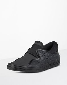 on sale fe3a9 60497  Y 3 SUNJA SLIP ON Sneakers   Adidas Y-3 Official Site