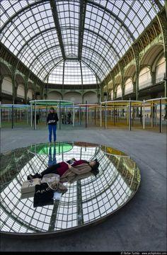 Monumenta 2012 / Daniel Buren