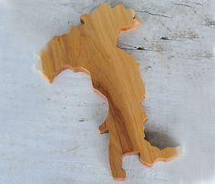 Italy Cutting Board, @Taylor May and @Hillary Smith you can use this to make me italian food :)