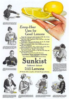 ... use the good lemons! by x-ray delta one, via Flickr