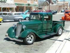 More vintage cars hot rods and kustoms Love this blog and... #classictrucks #hotrodvintagecars