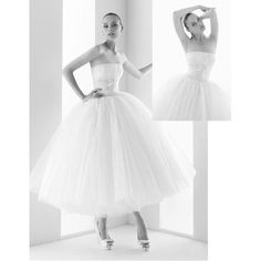 Pretty sure i absolutely love and want this dress ! but in silver!!!! :)   20 Amazing Short Wedding Dresses