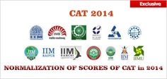 """CAT 2014 much awaited score normalization and equating process has been announced. CAT 2014 has also announced that exam shall involve administering a different Form of the Test across each of the 4 different Test Sessions."""