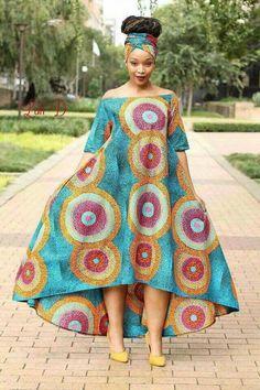 Being elegant under the african sun