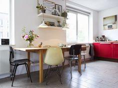 我們看到了。我們是生活@家。: 有著寧靜和諧氣氛,這是荷蘭設計師Nienke Sybrandy的家!來自好站Bloesem